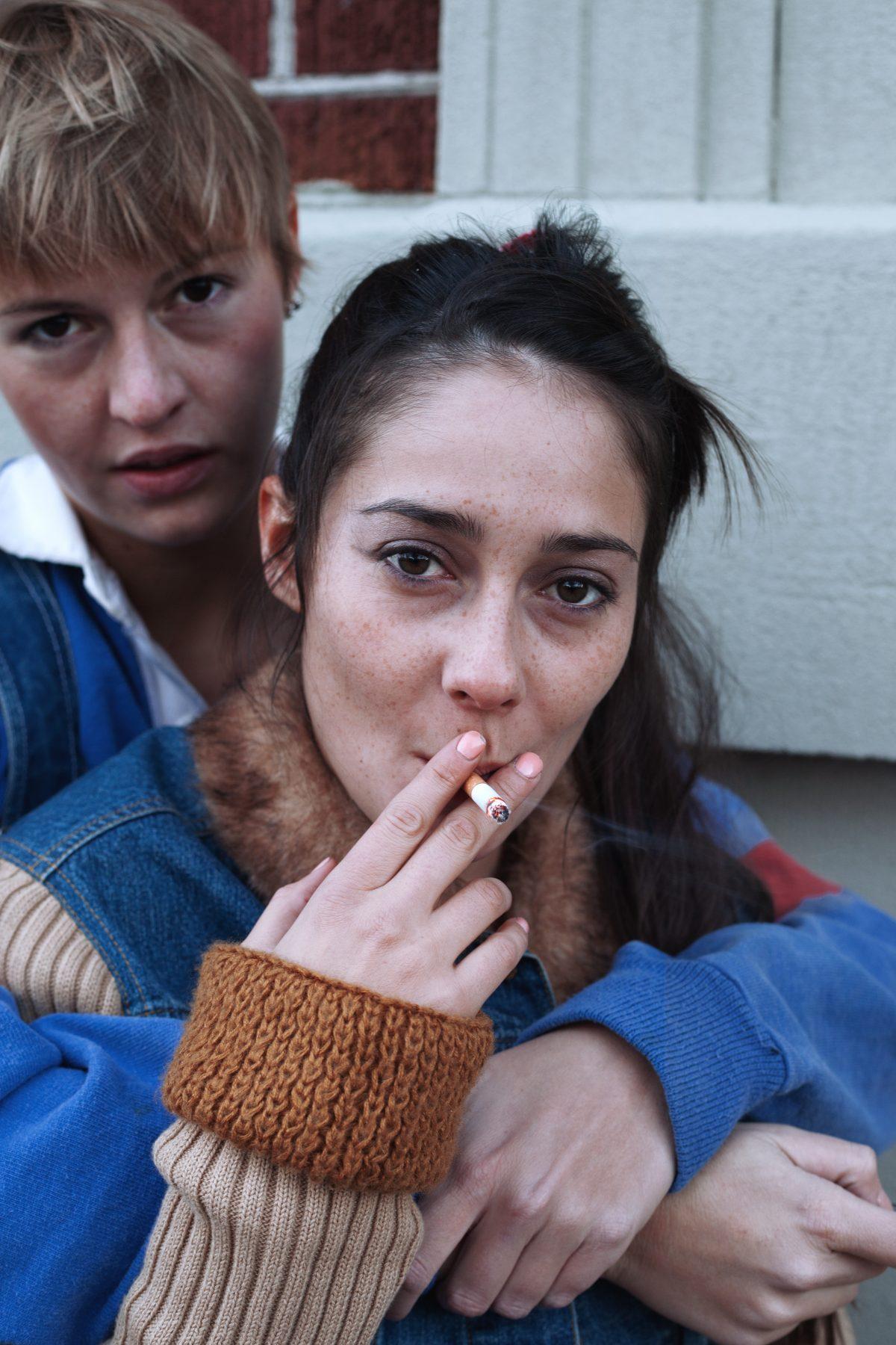 """Extrait de """"A couple of them"""" / © Elsa Parra et Johanna Benaïnous"""