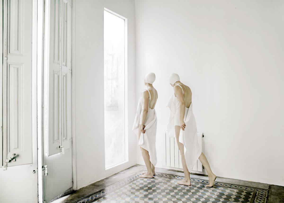 "Photo issue de la série ""Darlene & me "" / ©  Anja Niemi, The Little Black Gallery London"