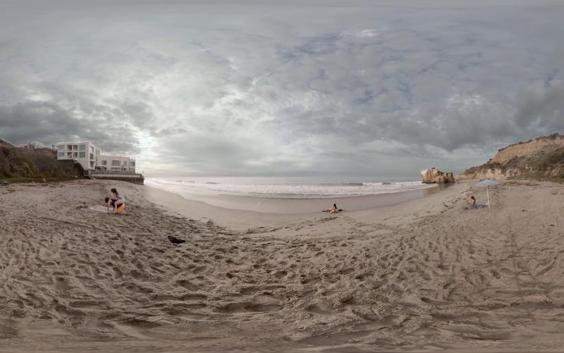 Fisheye Magazine | Une première pour la VR