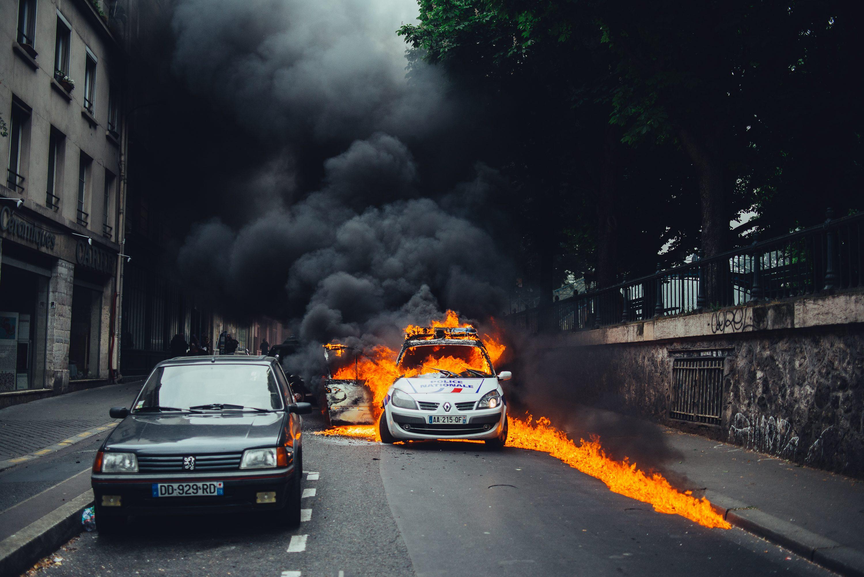 Manifestation anti Haine envers la police mercredi 18 mai 2016 p