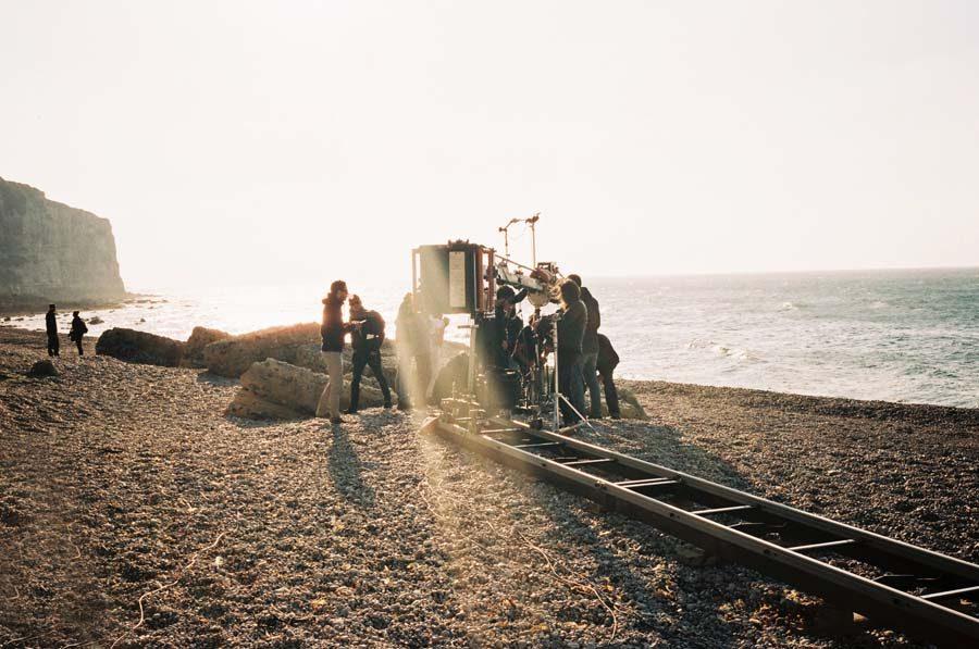 """Image du tournage de """"I, Philip"""", de Pierre Zandrowicz"""