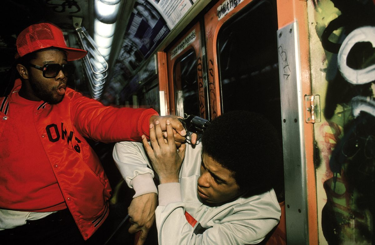Subway, New-York, 1980 © Bruce Davidson / Magnum Photos