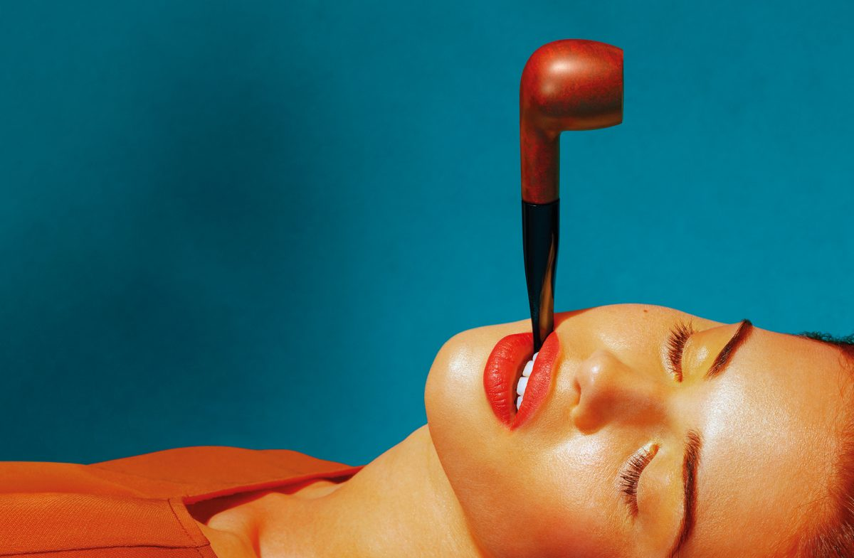 © Maurizio Cattelan et Pierpaolo Ferrari / Toiletpaper Magazine