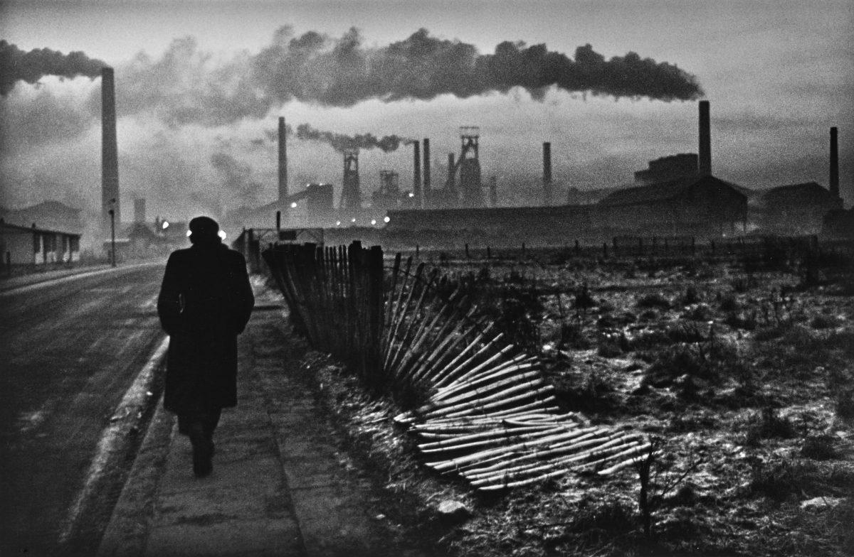 Petit matin, West Hartlepool, comté de Durham, 1963. Avec l'aimable autorisation de l'artiste et de la Hamiltons Gallery, Londres.