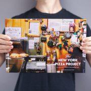 Fisheye Magazine | The New York Pizza Project