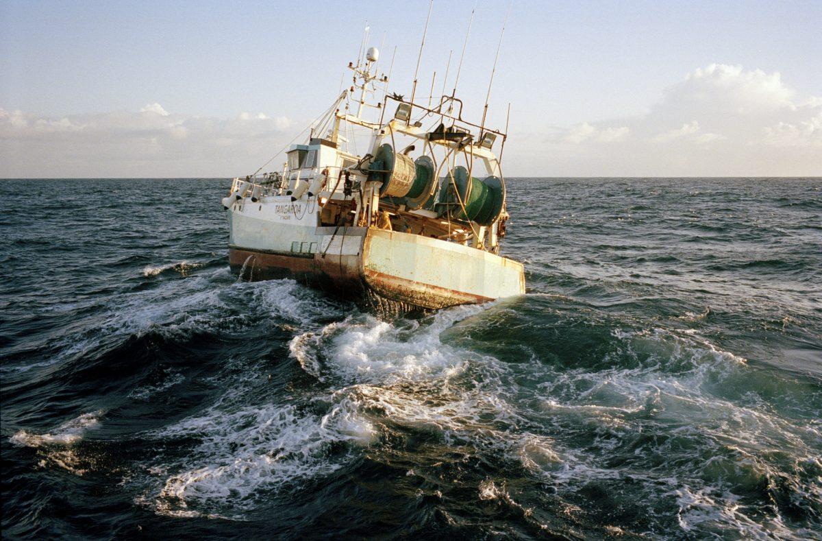 Fisheye Magazine | Mer agitée à agitée