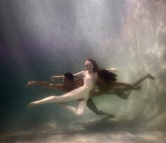 "From ""Underwater"" © Ed Freeman"
