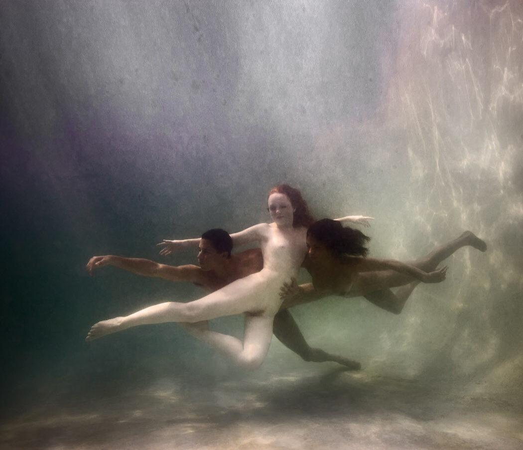 """Extrait de """"Underwater"""" / © Ed Freeman"""