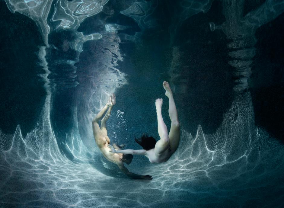 From Underwater © Ed Freeman