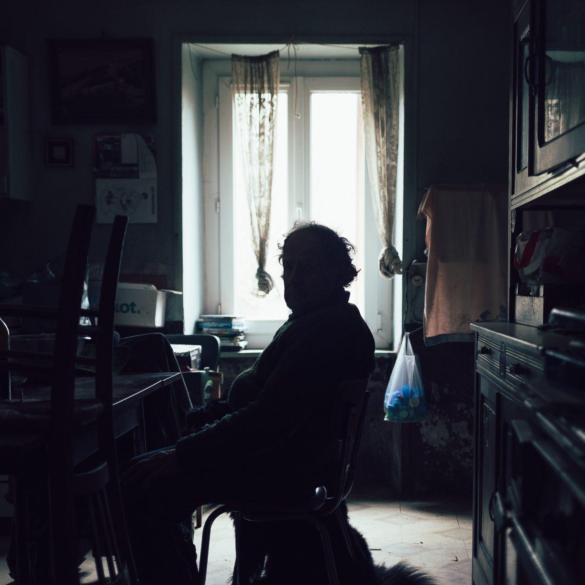 """Photo tirée de la série """"Mémoire des Combrailles"""" / © Tien Tran"""