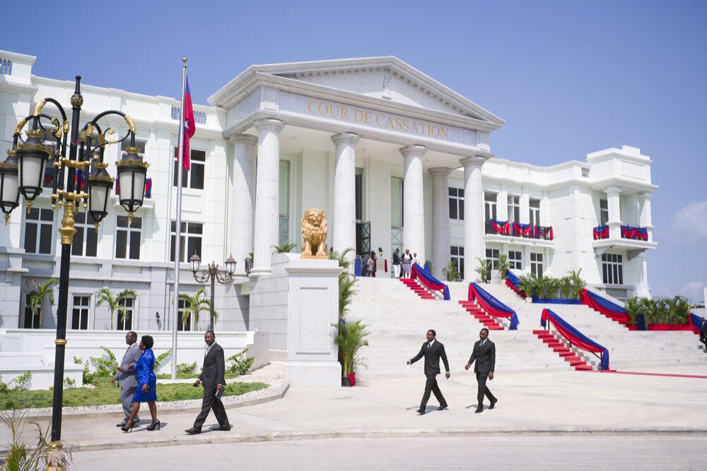 # HAITI AUTREMENT