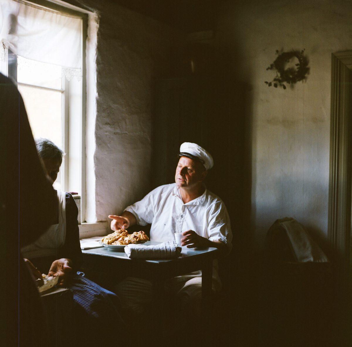 """Extrait de """"Il était une fois dans le Jutland..."""" / © David Maurel"""