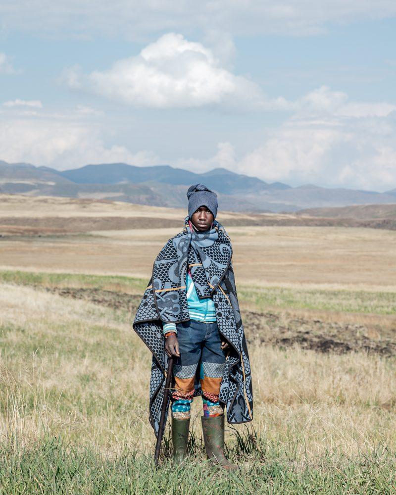 29. Taboho Pakara - Tsenekeng, Lesotho