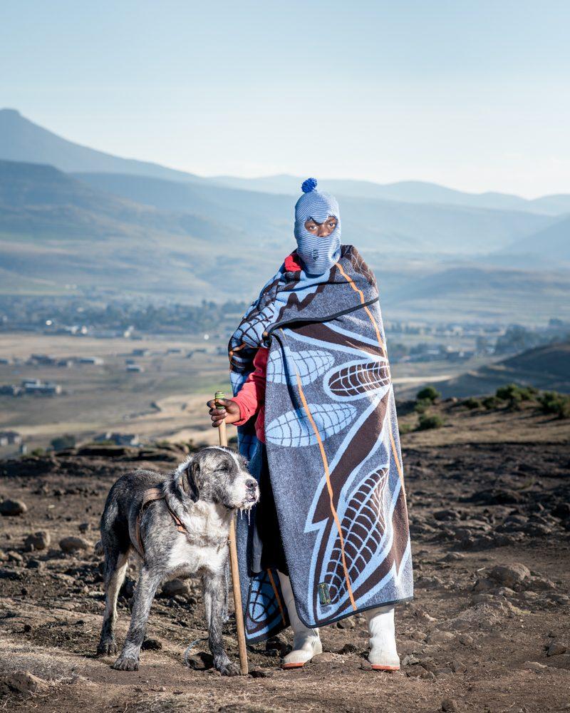 3. Thapelo Moiloa  - Ha Salemore, Lesotho