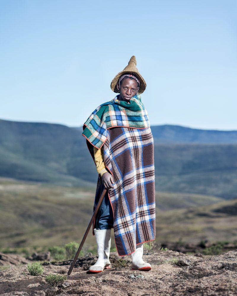 30. Retselisitsoe - Semonkong, Lesotho