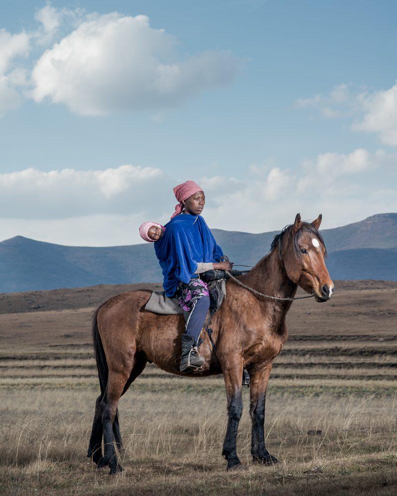 31. Mamasisi & Masisi Letsapo - Mohlakeng, Lesotho