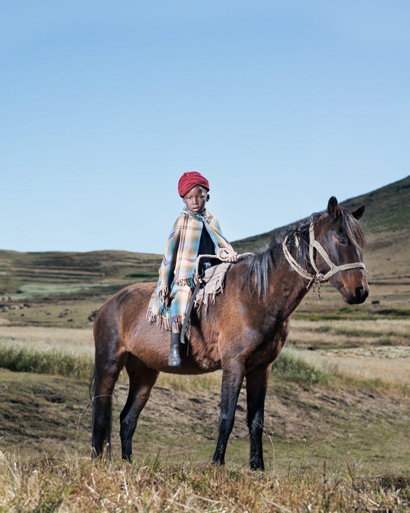4. Hlokomelang Motoko - Semonkong, Lesotho