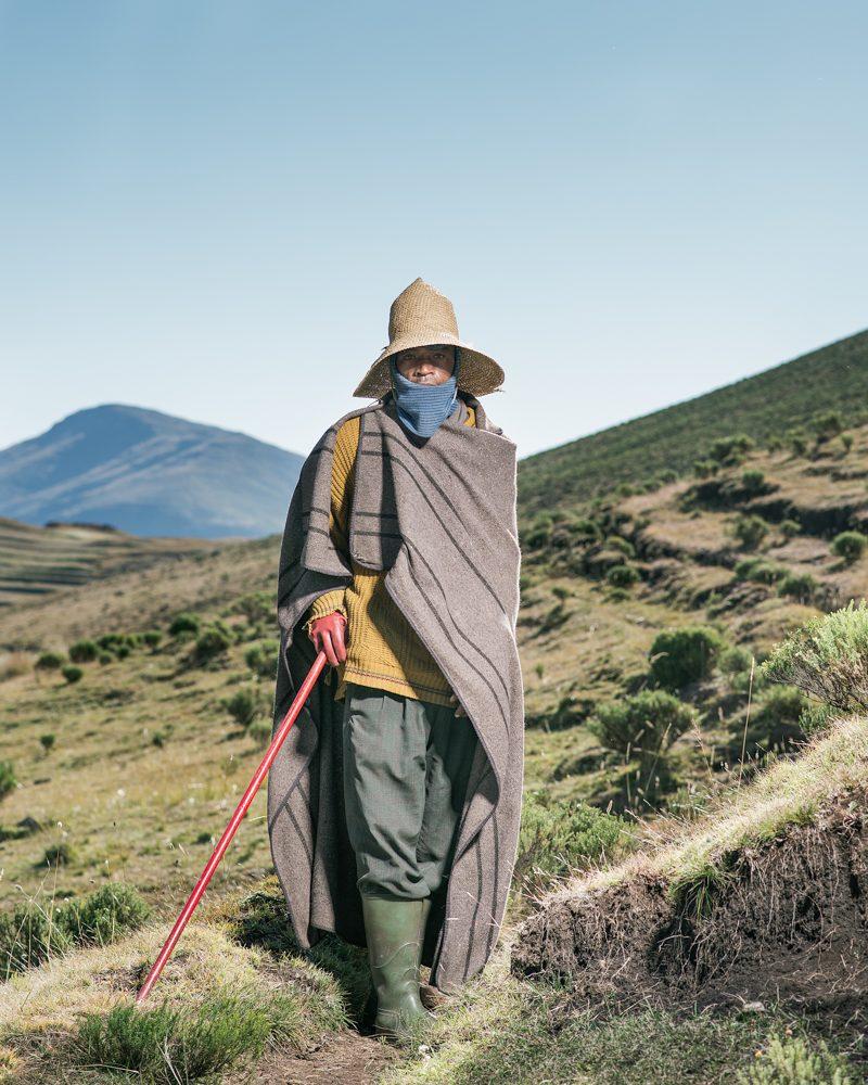 40. Mohasoa Motoko - Semonkong, Lesotho