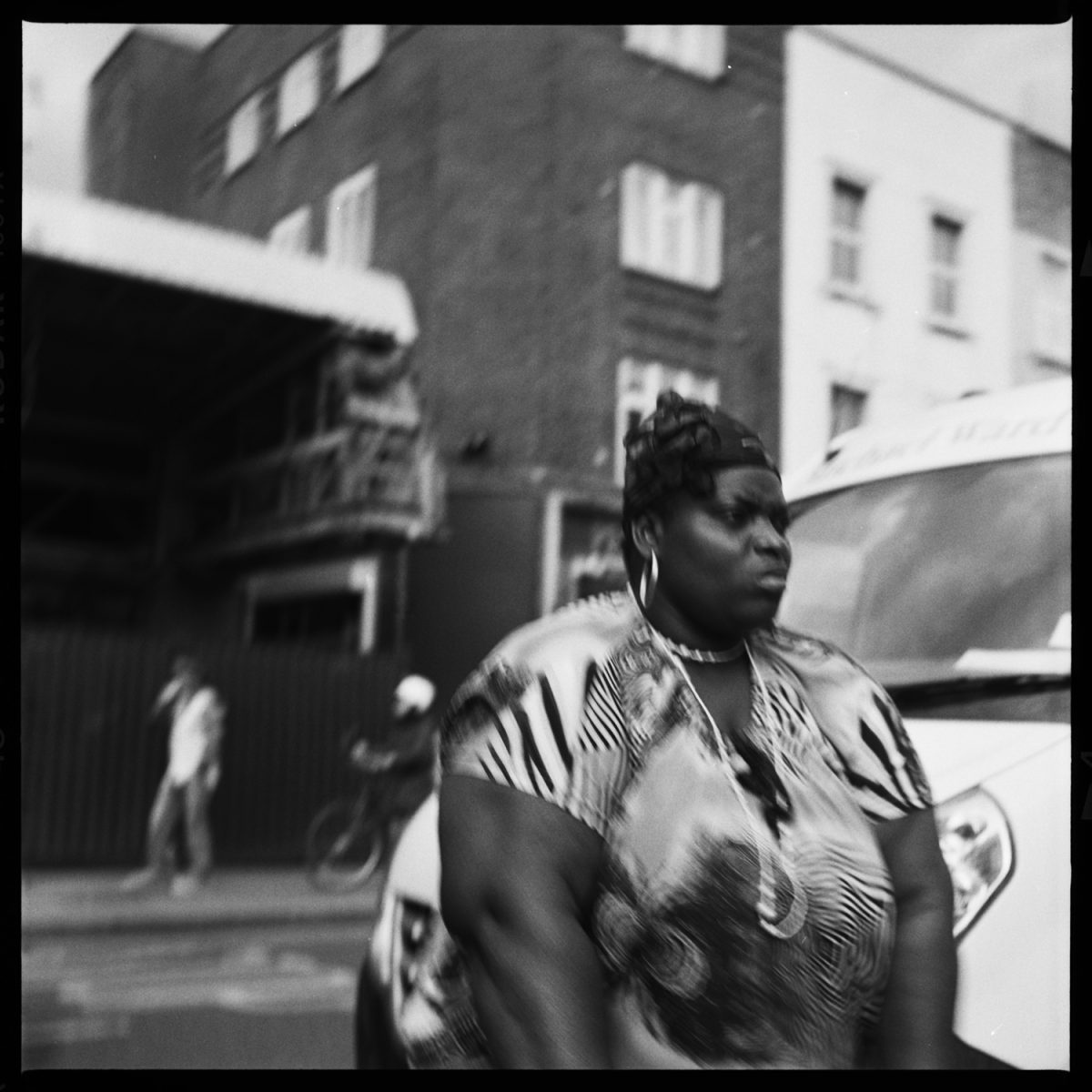 Fish Eye Magazine | Visages londoniens