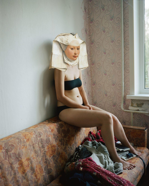 Fish Eye Magazine | Les muses libérées de Masha Svyatogor