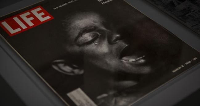 Fisheye Magazine | The Color Line