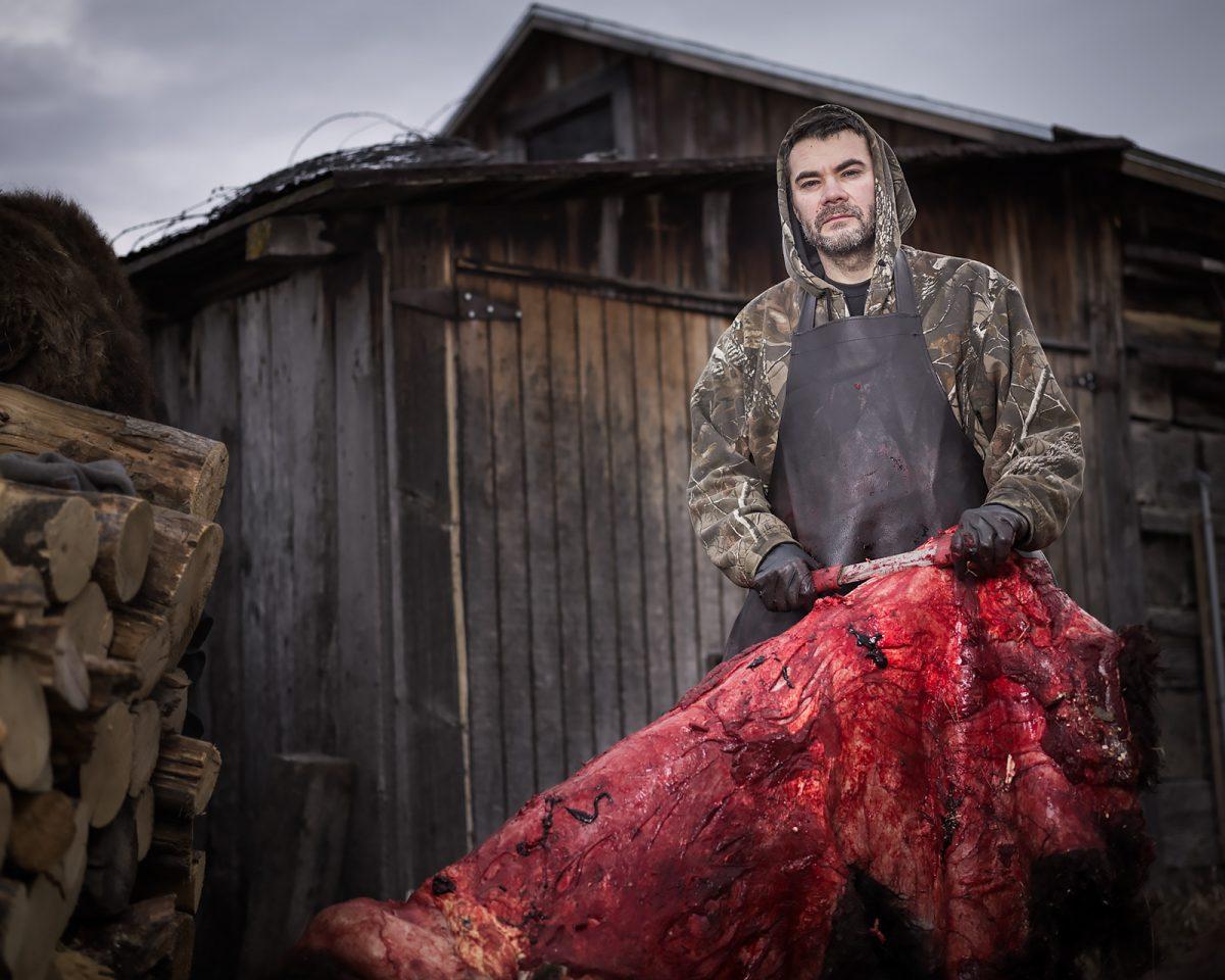 Fish Eye Magazine | Les glaneurs de Matt Hamon