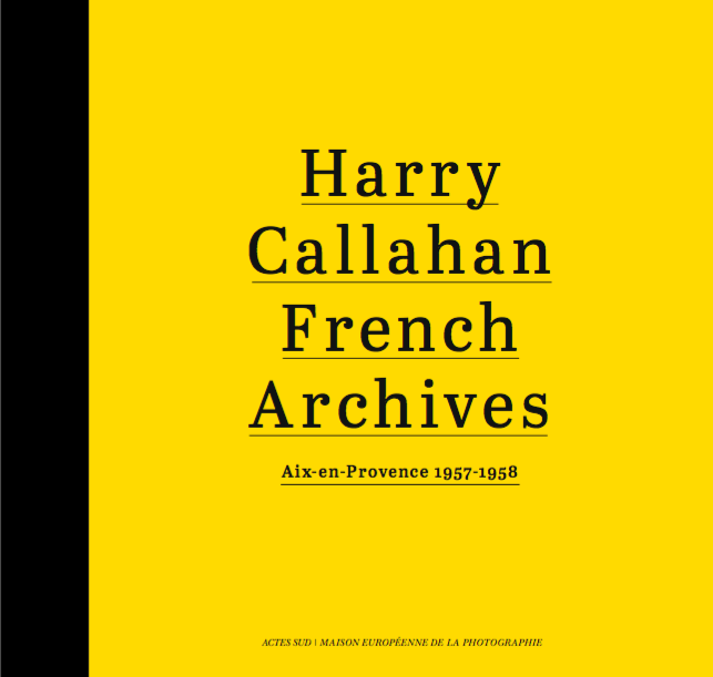 "Couverture du livre, ""Henry Callahan, French Archives"""