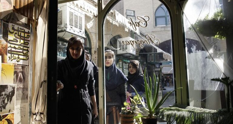 Fisheye Magazine | Ispahan, l'esprit de l'Iran