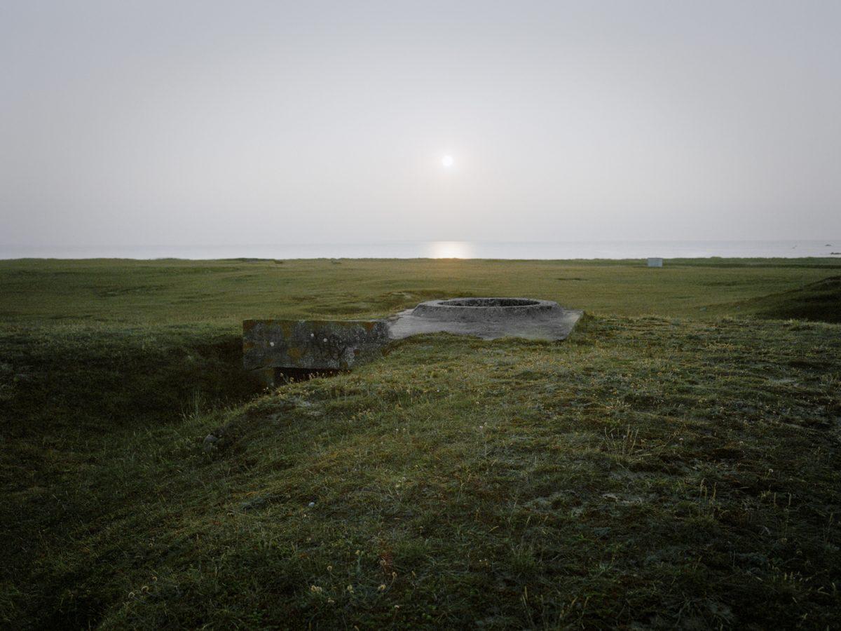 """Extrait de """"Battre la campagne"""", Les Murs de l'Atlantique, © Julie Hascoët"""