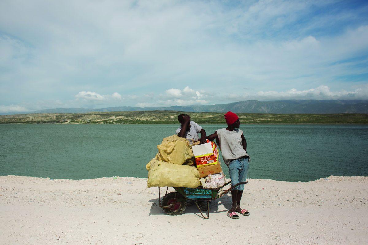 Autoportrait d'Haïti