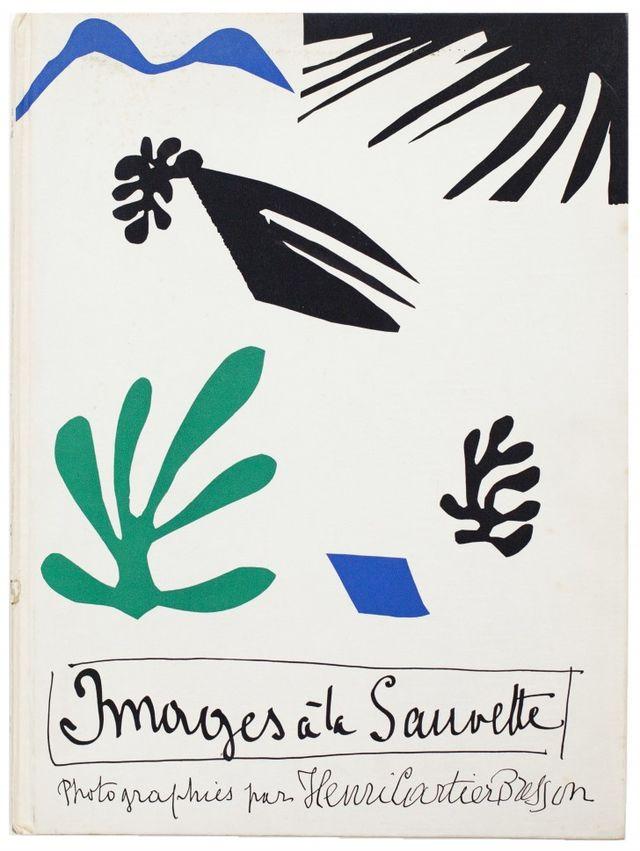 Henri Cartier-Bresson, Images à la Sauvette (Verve, 1952), couverture du livre © Henri Cartier-Bresson / Magnum Photos