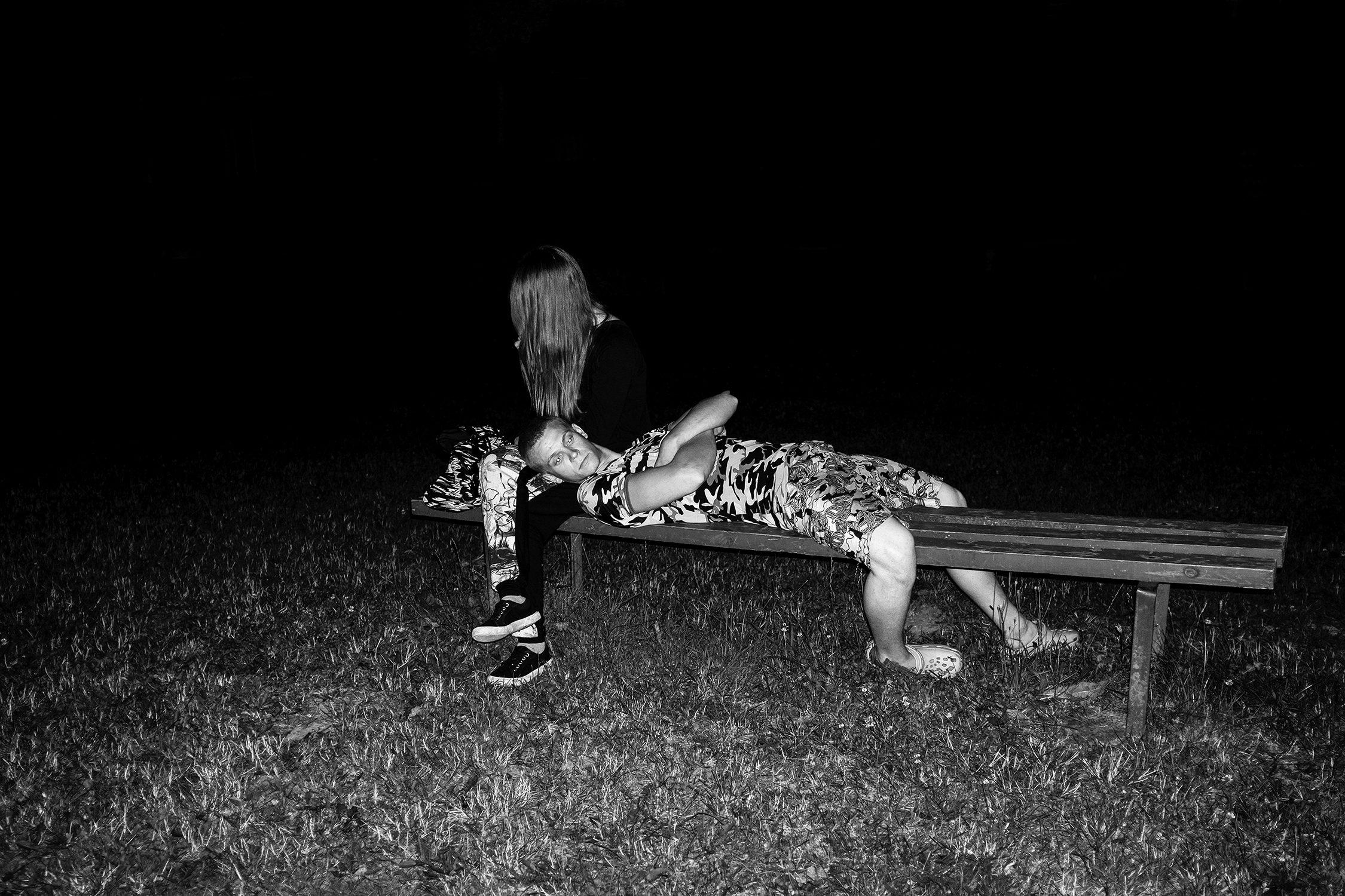 Fisheye Magazine | Les fantômes de l'adolescence