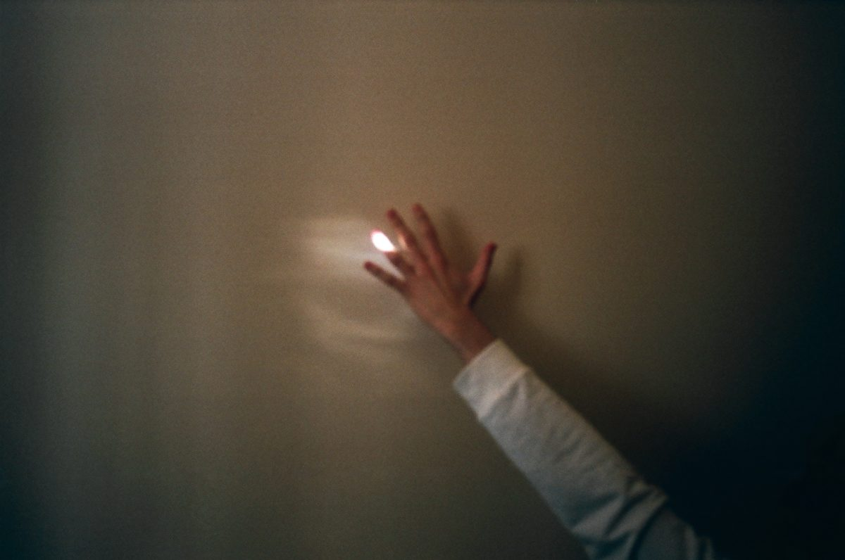 "Fisheye Magazine | Extrait de ""Winter memories"", © Anna Dosenes"