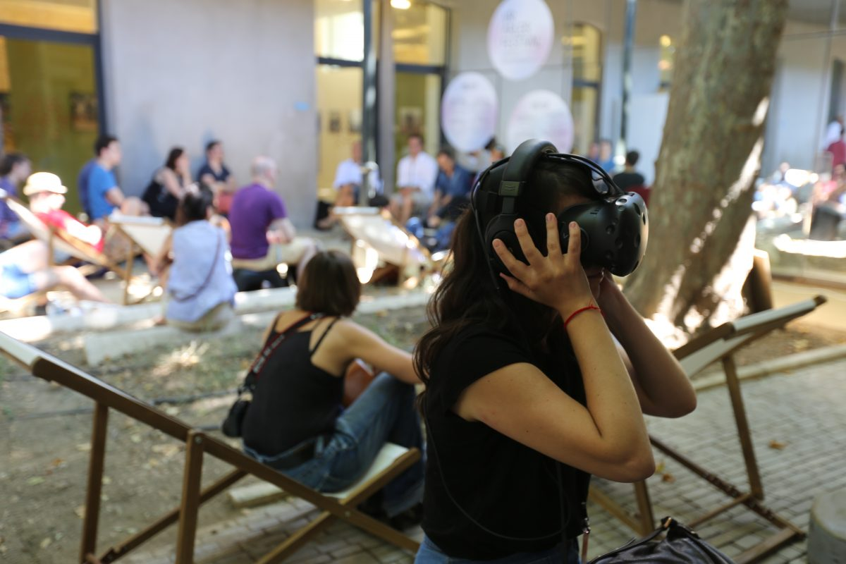 Fish Eye Magazine | VR Arles Festival