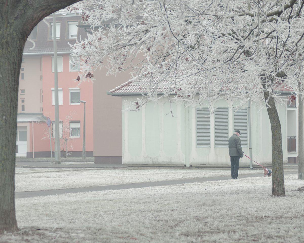 "Fisheye Magazine | Extrait de ""My town , Siófok II"" / © Marietta Varga"