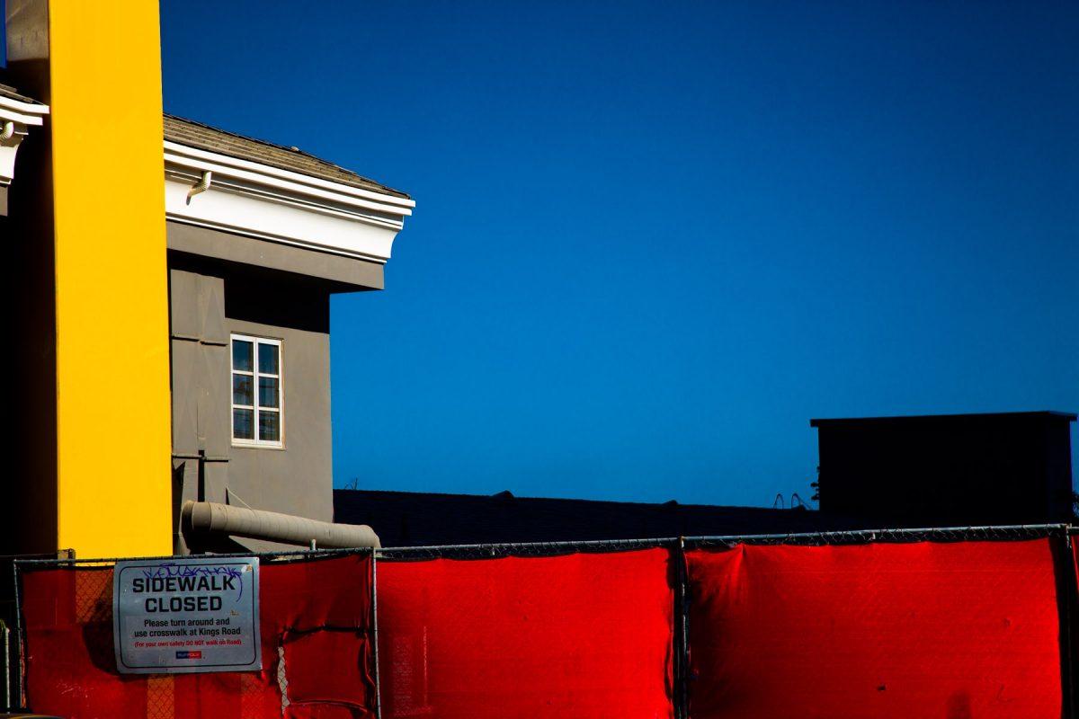 Fisheye Magazine | Extrait de « Urban Landscape », © Gianfilippo De Rossi