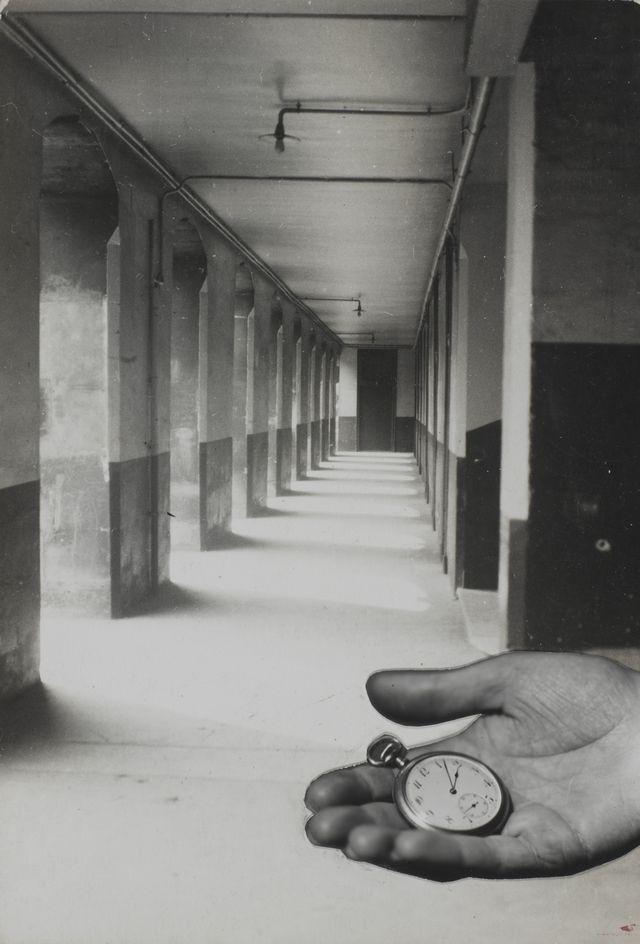 Hôpital des Quinze-Vingts, 1928 © Eli Lotar