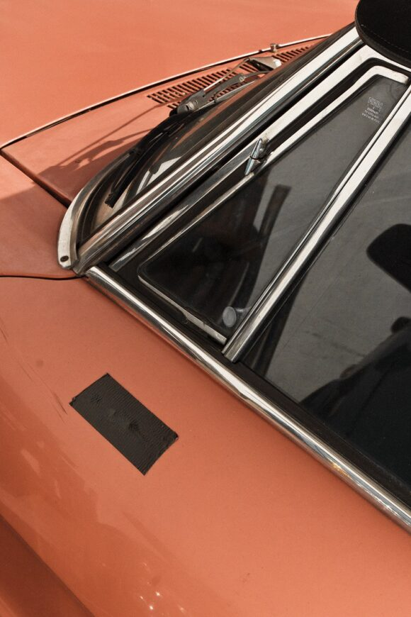 "Fisheye Magazine | ""Autophoto"" : en voiture, Simone !"