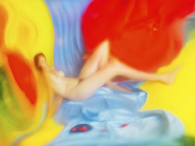 Étude de nu © Paul Rousteau (2016)