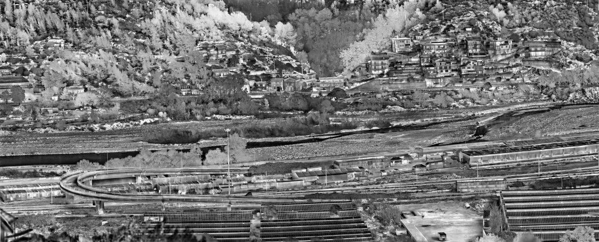 """Ventimiglia"", © Richard Mosse"
