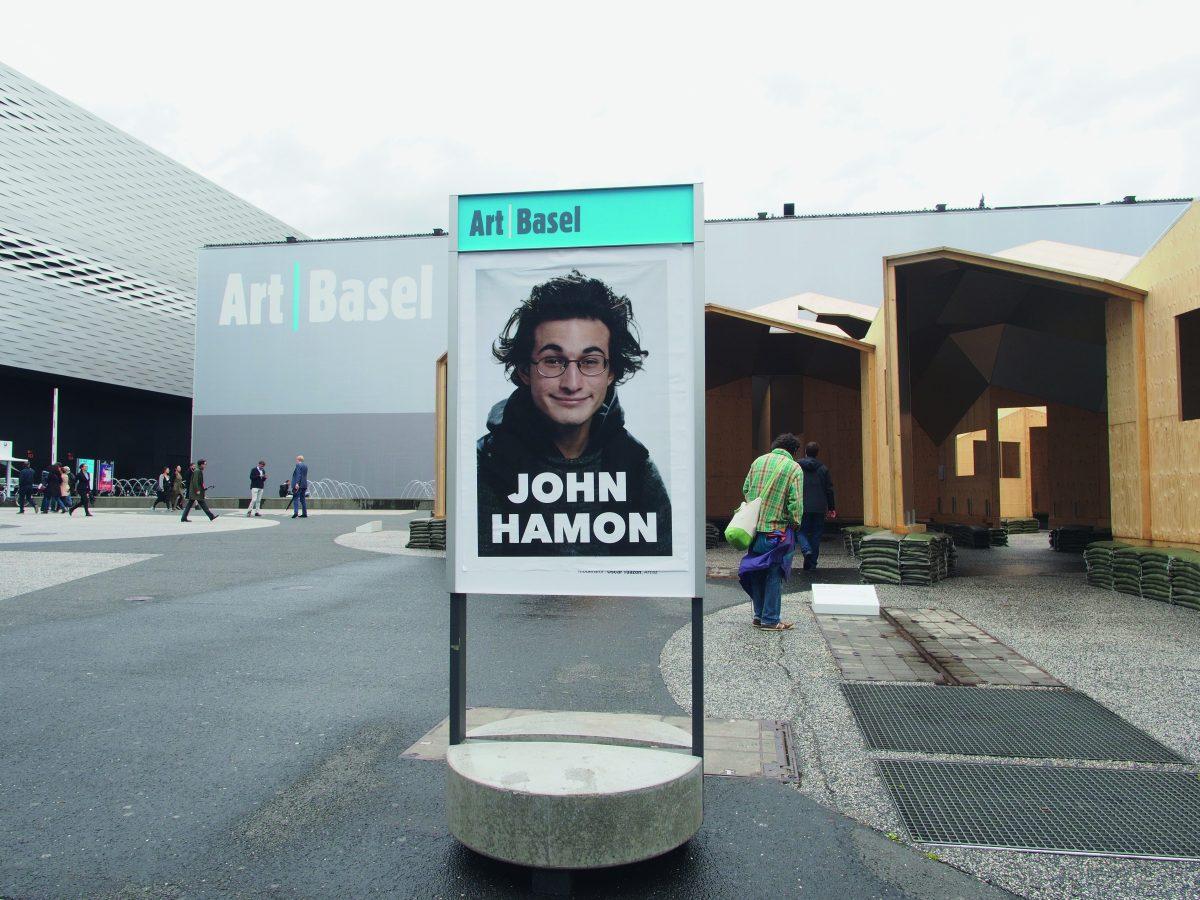 Fish Eye Magazine | John Hamon, tête d'affiche