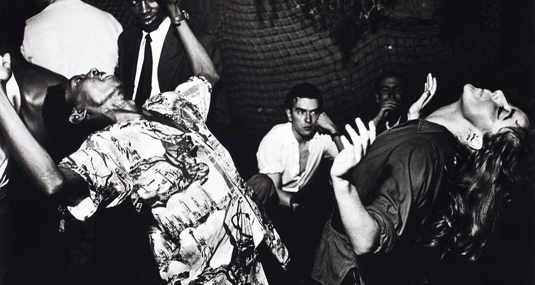 Vali Myers (Ann) danse à La Scala Paris, 1950 Ed van der Elsken Nederlands Fotomuseum Rotterdam. © Ed van der Elsken / Collection Stedelijk Museum Amsterdam