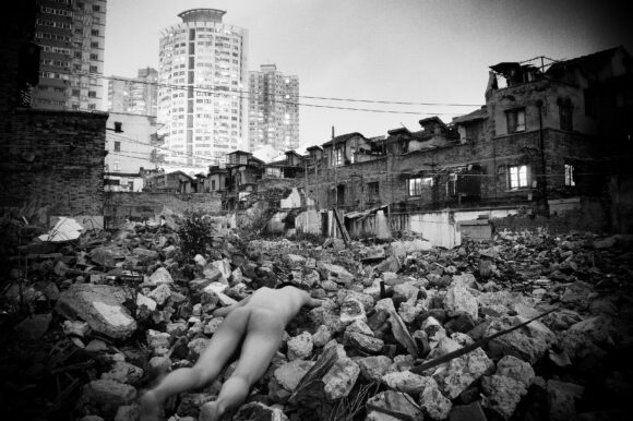 From A Weak Road © Liu Tao