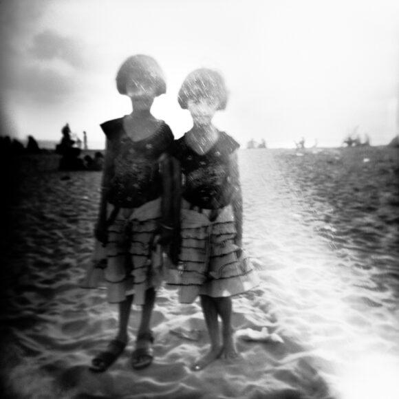 """Extrait de """"Push the Sky Away"""", © Piotr Zbierski, éditions André Frère"""