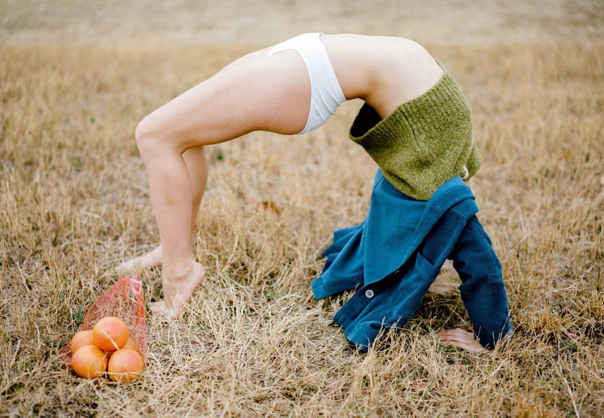 Backbend © Peyton Fulford
