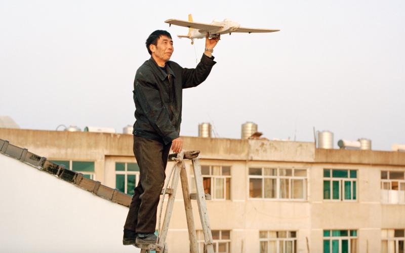 From Aeronautics in the Backyard  © Xiaoxiao Xu