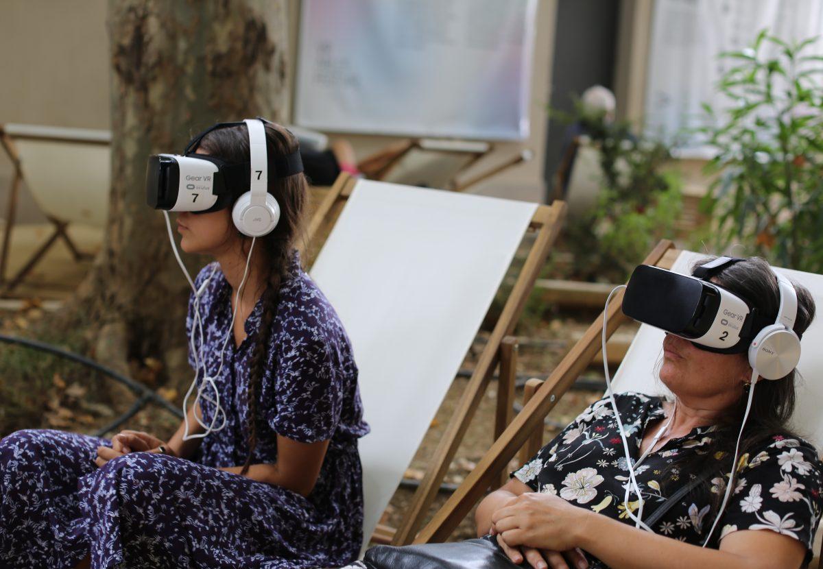 VR Arles Festival 2016