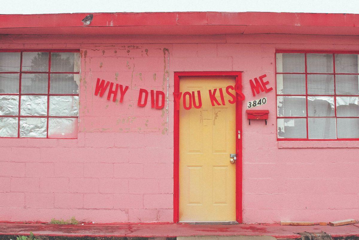 "Extrait de ""Abandoned Love"", © Peyton Fulford"