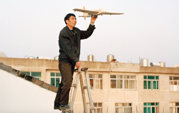 From Aeronautics in the Backyard  © Xiaoxiao Xu