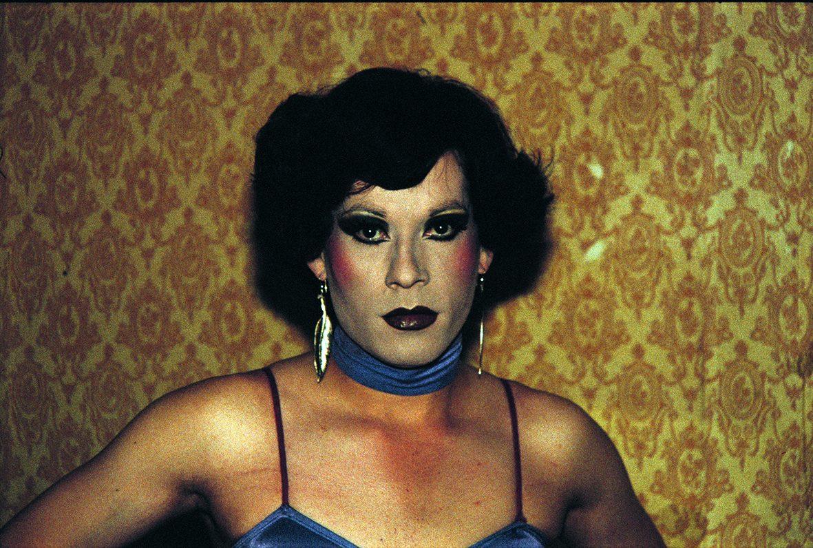 Paz Errázuriz. Evelyn, La Palmera, Santiago, 1983. From « La manzana de Adán » Courtesy Galeria AFA, Santiago, Chili © Paz Errázuriz